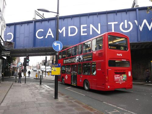 Quartier de Camden Town