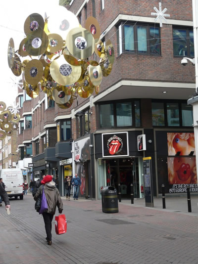 Boutique Rolling Stones - Carnaby Street