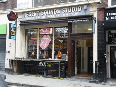 Studios Denmark Street