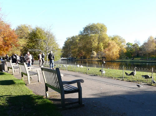 Lac de St-James Park