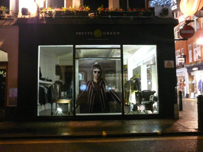 Pretty Green Carnaby Street